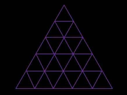 puzzle triangles