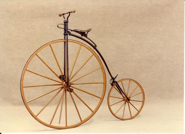 penny farthing bicycle1